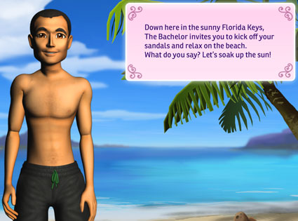 Jason Mesnick, The Bachelor Video Game