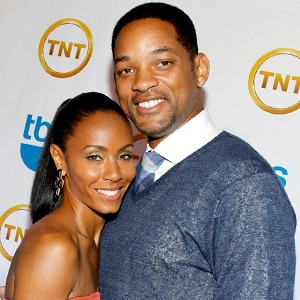 Jada Pinkett Smith, Actor Will Smith