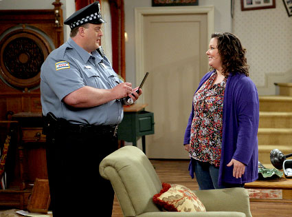 Mike and Molly, Billy Gardell, Melissa McCarthy