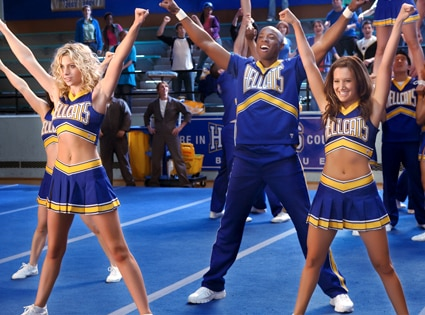 Aly Michalka, Robbie Jones, Ashley Tisdale, Hellcats