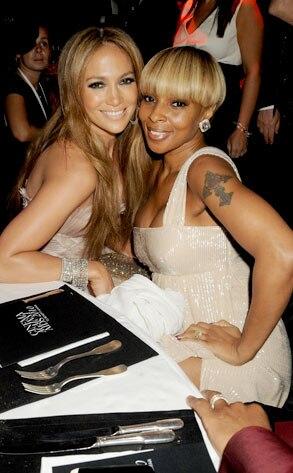 Jennifer Lopez, Mary J. Blige
