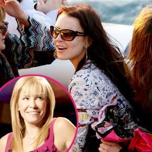 Lindsay Lohan, Chelsea Handler