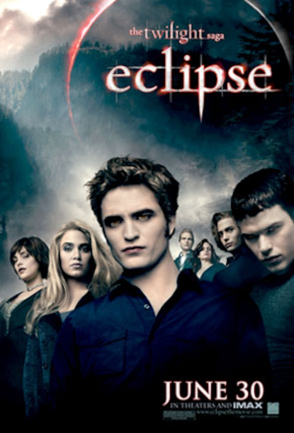 Summet the twilght saga eclipse movie