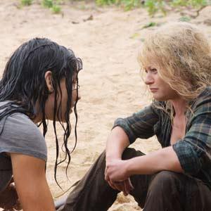 EVANGELINE LILLY, EMILIE DE RAVIN, Lost