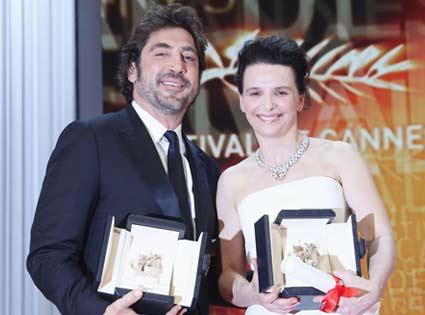 Juliette Binoche, Javier Bardem