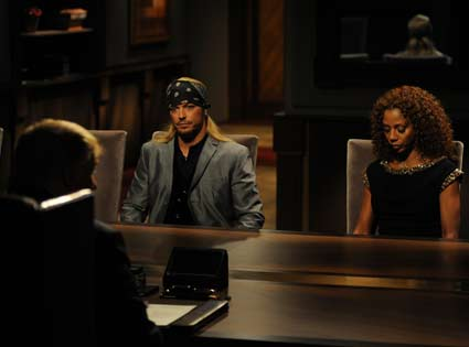 Bret Michaels, Holly Robinson Peete, Celeb Apprentice