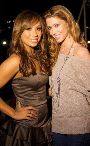 Cheryl Burke, Shannon Elizabeth