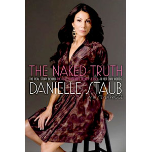 Danielle Staub, The Naked Truth, Book Cover