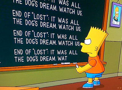Simpsons, Bart Simpson