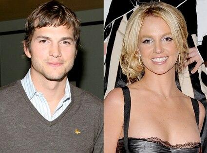 Ashton Kutcher, Britney Spears