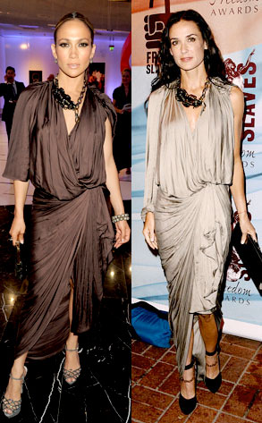 Jennifer Lopez, Demi Moore