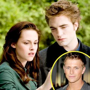 Kristen Stewart, Robert Pattinson, Twilight, New Moon, Charlie Bewley