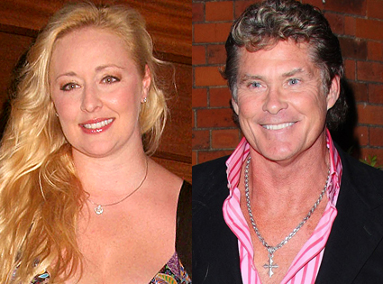 Mindy McCready, David Hasselhoff