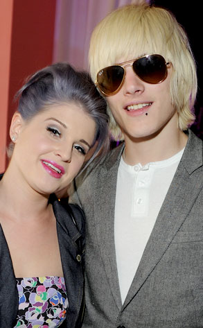 Kelly Osbourne, Luke Worral