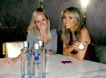Giuliana Rancic, Sarah Knight