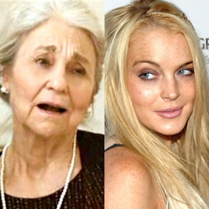 Lynn Cohen, Sex and the City, Lindsay Lohan