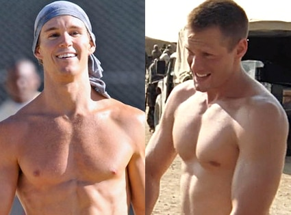 Ryan Kwanten, True Blood, Alexander Skarsgard, Generation Kill