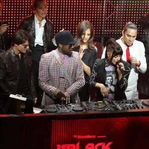 Tom Cruise, Katie Holmes, Black Eyed Peas, Fergie