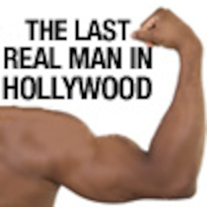 The Last Real Man in Hollywood