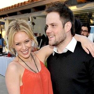 Hilary Duff, Michael Comrie