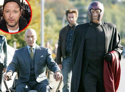 X-Men, Ian McKellan, Patick Stewart, Matthew Vaughn
