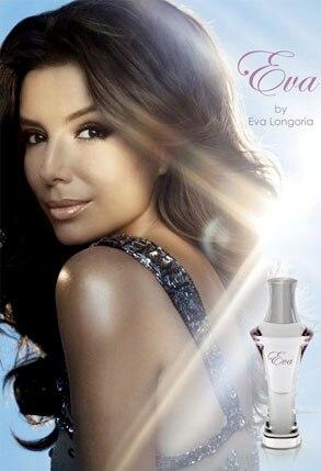 Eva Longoria Parker, Fragrance Ad
