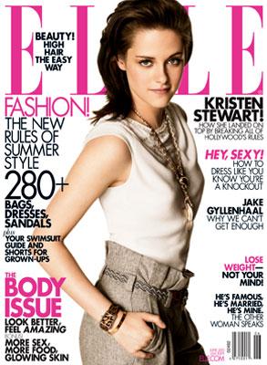 Kristen Stewart, Elle Magazine