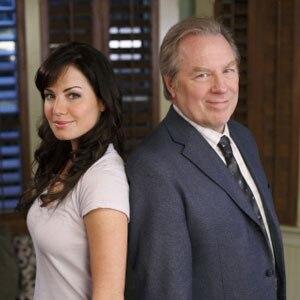 Smallville, Erica Durance, Michael McKean