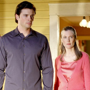Smallville, Annette O'Toole, Tom Welling