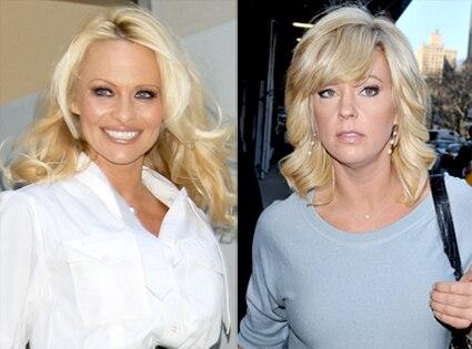 Pamela Anderson, Kate Gosselin