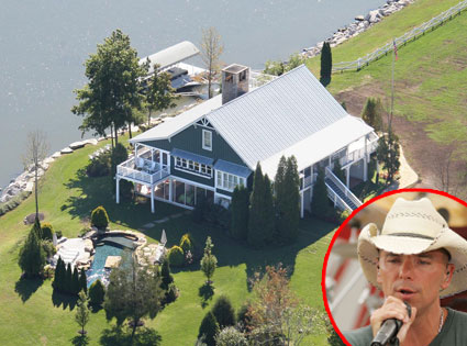 Kenny Chesney, Nashville Home