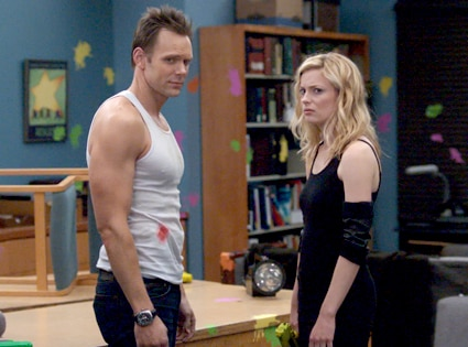 Joel McHale, Gillian Jacobs, Community