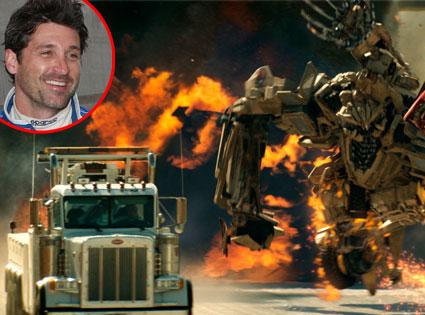Transformers, Patrick Dempsey