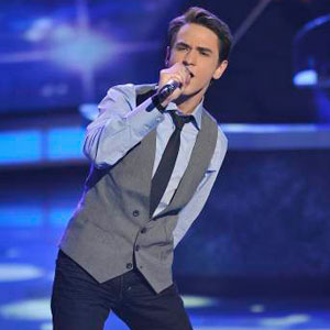 AMERICAN IDOL, Aaron Kelly