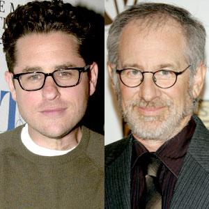 J.J. Abrams, Steven Spielberg