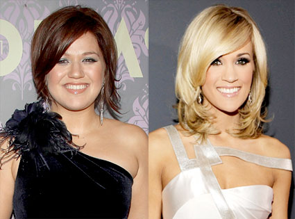 Kelly Clarkson, Carrie Underwood