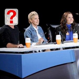 Simon Cowell, Ellen DeGeneres, Kara DioGuardi, American Idol