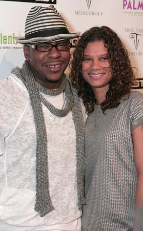 Bobby Brown, Alicia Etheridge