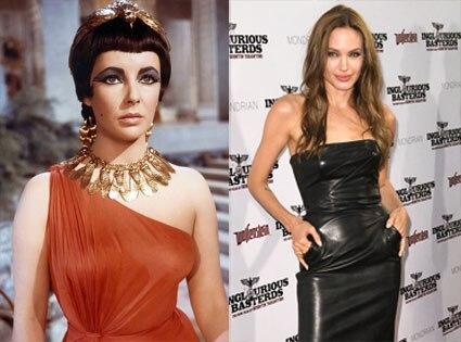 Cleopatra, Angelina Jolie