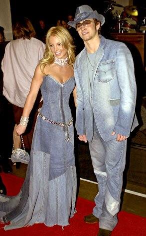 Britney Spears, Justin Timberlake