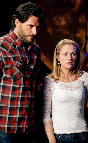 Joe Manganiello, Anna Paquin, True Blood