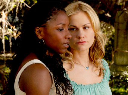 Rutina Wesley, Anna Paquin, True Blood