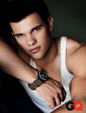 Taylor Lautner, GQ Magazine