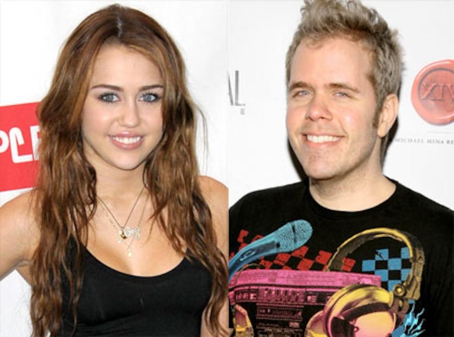 Miley Cyrus, Perez Hilton