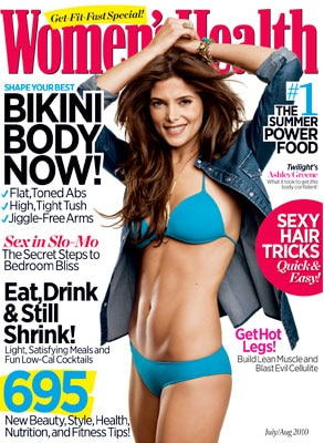 Women's Health, Ashley Greene