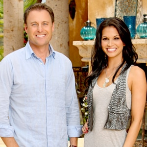 Melissa Rycroft, Chris Harrison