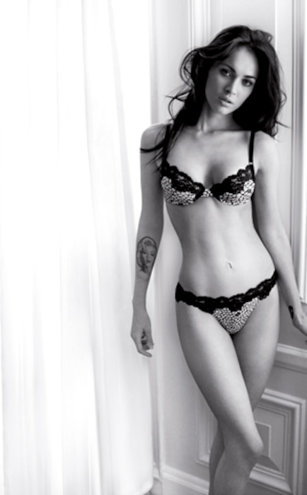 Megan Fox , Armani Ad