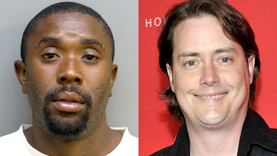Brandon Adams, Mugshot, Jeremy London