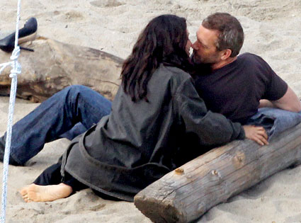 Hugh Laurie, Lisa Edelstein