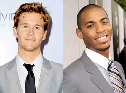 Ryan Kwanten, Mehcad Brooks